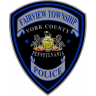Fairview Township Police Department Badge
