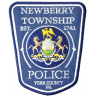 Newberry Township Police Department Badge