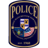 West Manchester Township Police Department Badge