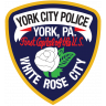 York City Police Department Badge