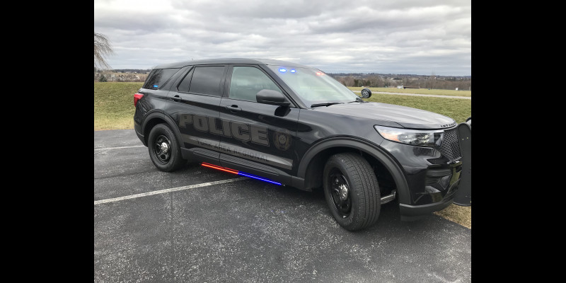 Image for New Police Department Patrol Vehicle