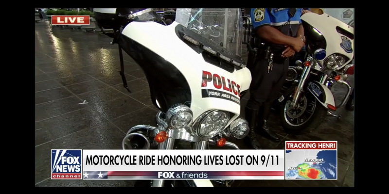 Image for 9/11 Ride for America