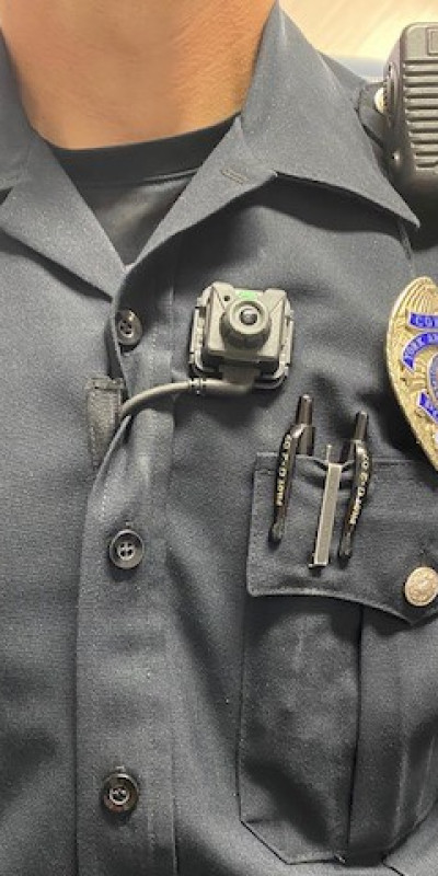 Image for YAPD Officers are now equipped with Body Worn Cameras