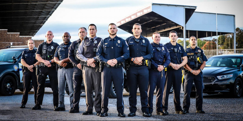 Image for Applications for the position of Police Officer
